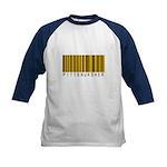 Pittsburgher Barcode Kids Baseball Jersey