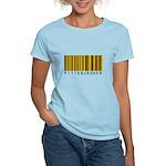 Pittsburgher Barcode Women's Light T-Shirt