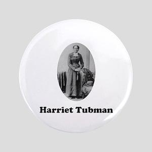 """Harriet Tubman 3.5"""" Button"""