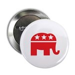 Republican Elephant Logo-Single Color 2.25