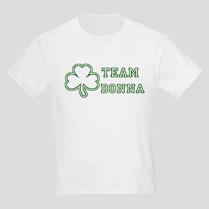 Team Donna Kids Light T-Shirt