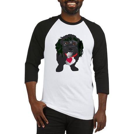 BLACK DOG Baseball Jersey