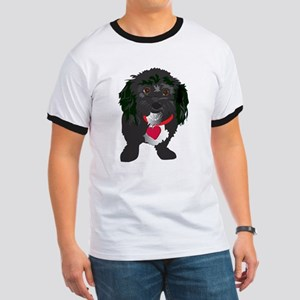 BLACK DOG Ringer T