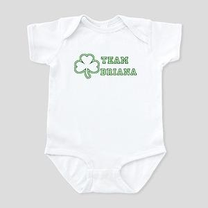 Team Briana Infant Bodysuit