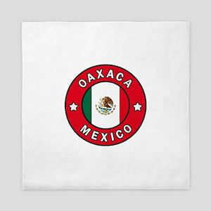 Oaxaca Mexico Queen Duvet