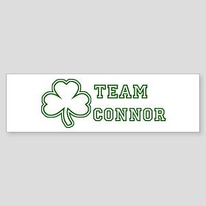 Team Connor Bumper Sticker