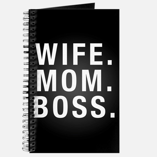 Wife Mom Boss Journal
