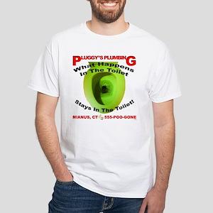 Pluggy's Plumbing T-Shirt