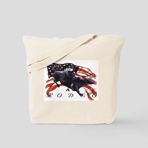 BULL RODEO Tote Bag