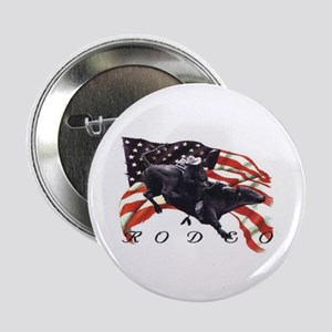 BULL RODEO Button