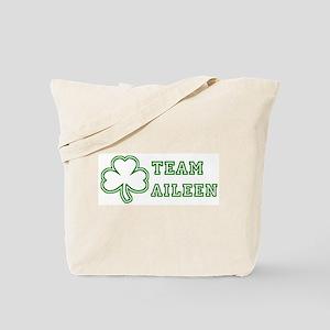 Team Aileen Tote Bag