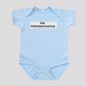THE PROCRASTINATOR'S  Infant Creeper