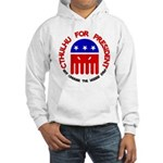 Cthulhu For President Hooded Sweatshirt