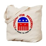 Cthulhu For President Tote Bag