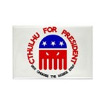 Cthulhu For President Rectangle Magnet (10 pack)