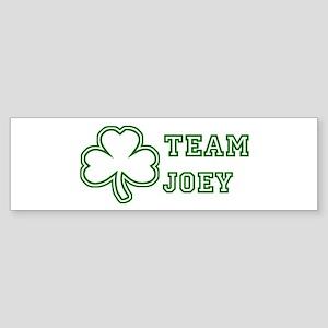 Team Joey Bumper Sticker