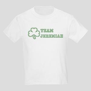 Team Jeremiah Kids Light T-Shirt