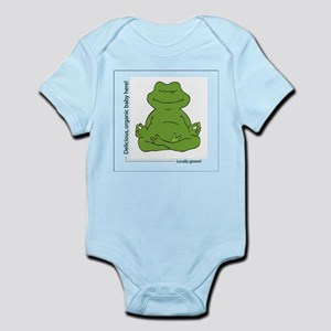 - delicious, organic baby! Body Suit