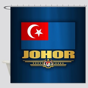 Johor Shower Curtain