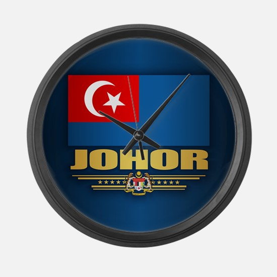 Johor Large Wall Clock