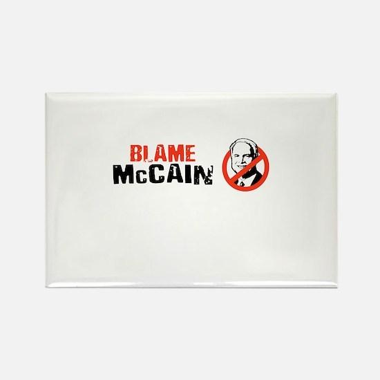 Anti-McCain Rectangle Magnet