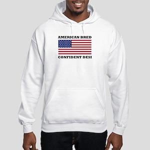 American Desi Hooded Sweatshirt