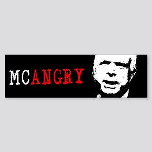MCANGRY Bumper Bumper Sticker