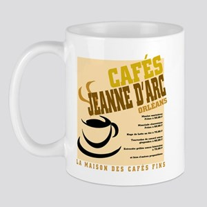 French Cafe Mug