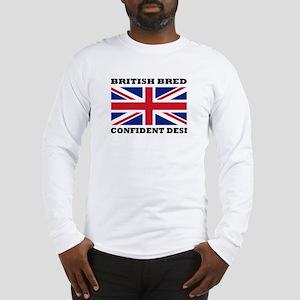 British desi Long Sleeve T-Shirt