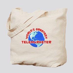 World's Greatest Telem.. (F) Tote Bag