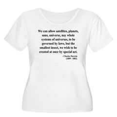 Charles Darwin 5 T-Shirt