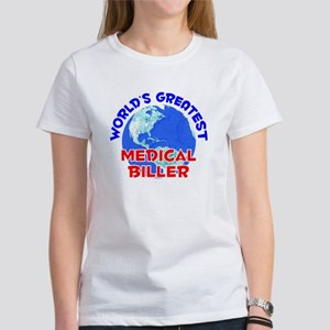 World's Greatest Medic.. (E) Women's T-Shirt