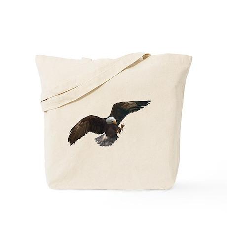 Eagle Air Strike Tote Bag