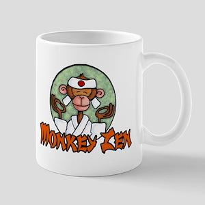 Monkey Zen Mug