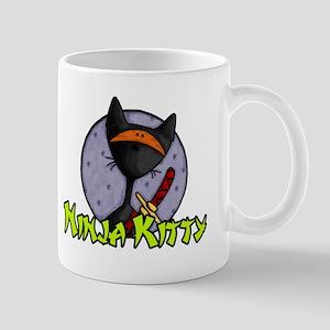 Ninja Kitty Mug