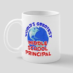 World's Greatest Middl.. (E) Mug