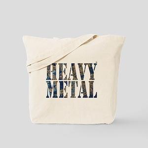 Heavy Metal 3 Tote Bag