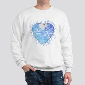 Forever in my heart: Nat. Gua Sweatshirt