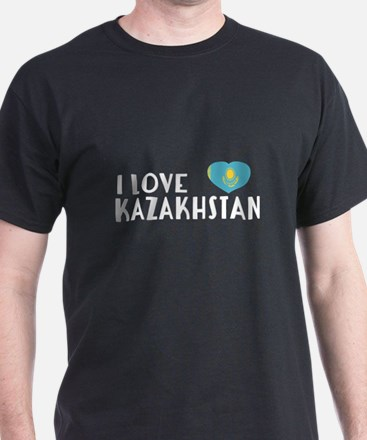 I Love Kazakhstan T-Shirt