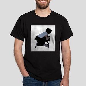 Chair Massage Dark T-Shirt