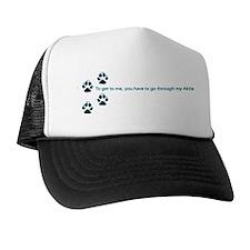 OddFrogg Akita Trucker Hat