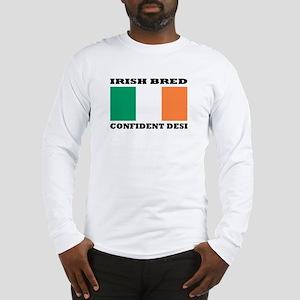 Irish desi Long Sleeve T-Shirt