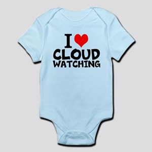 I Love Cloud Watching Body Suit
