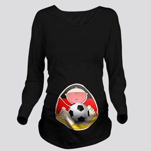 Soccer Baby In Belly T-Shirt