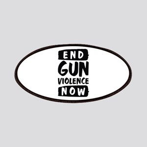 End Gun Violence Now Patches