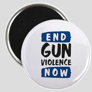 End Gun Violence Now Magnet