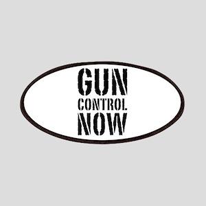 Gun Control Now Patches