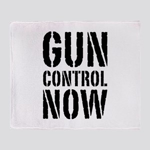 Gun Control Now Stadium Blanket