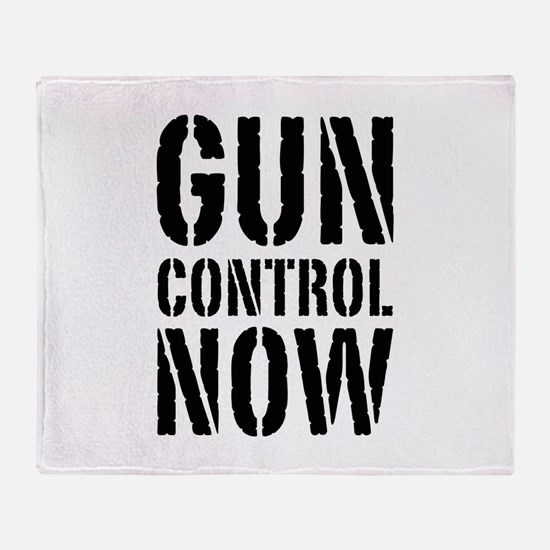Gun Control Now Stadium Blanket
