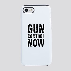 Gun Control Now iPhone 7 Tough Case